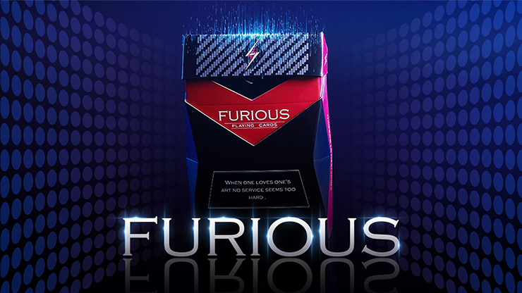 Limited Edition Furious Playing Cards by Bocopo