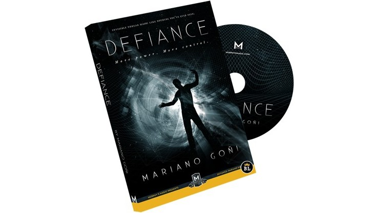 Defiance (DVD with Gimmick)...
