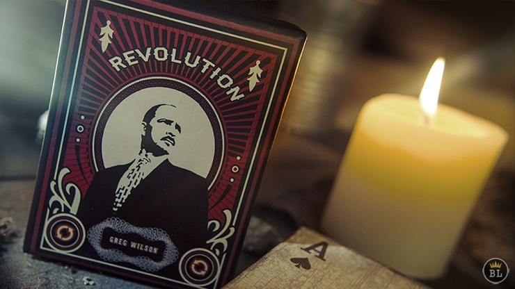 Revolution (Gimmick and...