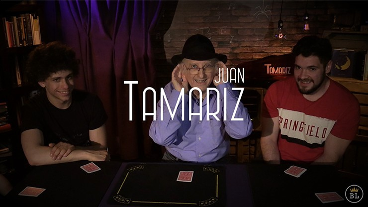 Juan Tamariz - Magic From...