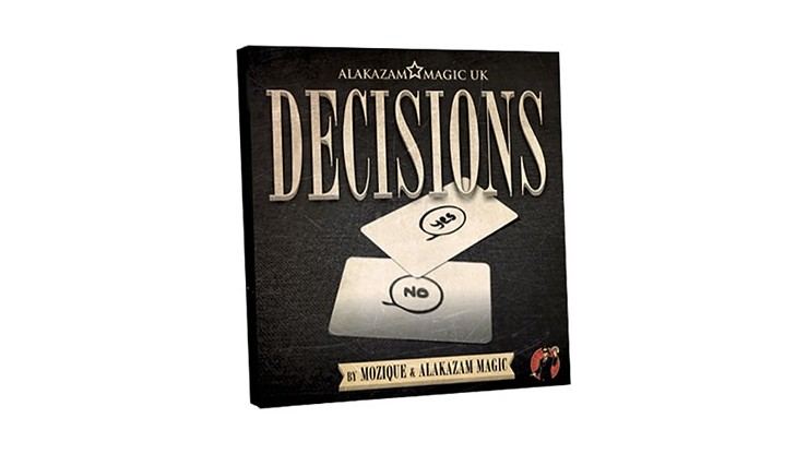 Decisions Blank Edition...