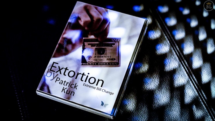 Extortion (DVD and Gimmick)...