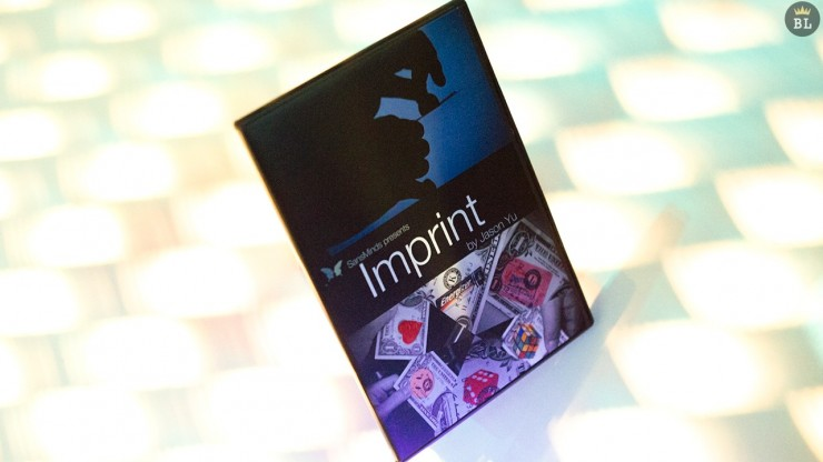 Imprint (DVD and Gimmick)...