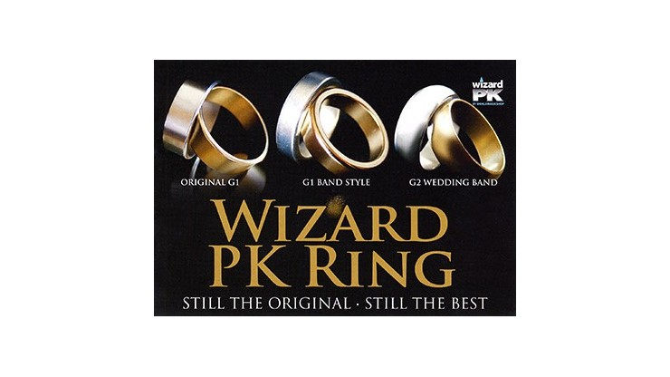 Wizard PK Ring G2 (CURVED,...