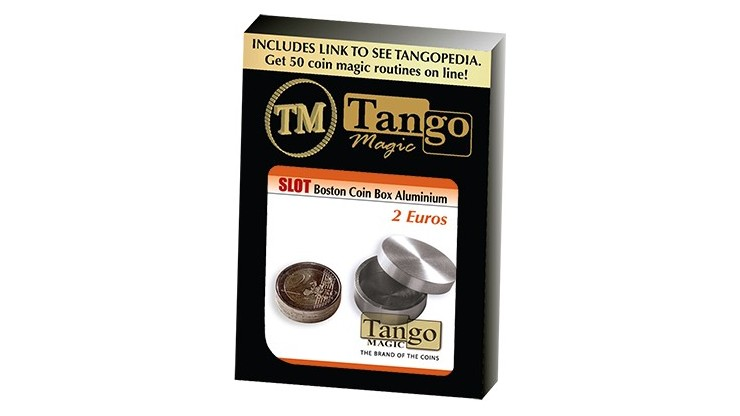 Slot Boston Box 2 Euro Aluminum by Tango - Trick
