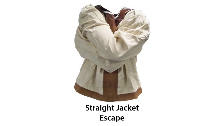 Straight Jacket Escape by...