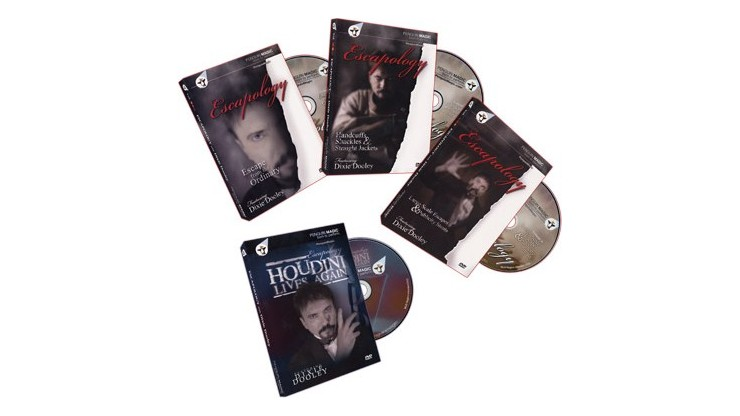 Escapology Volumes 1-3 +...