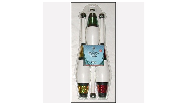 Juggling Set (3 Decorated...