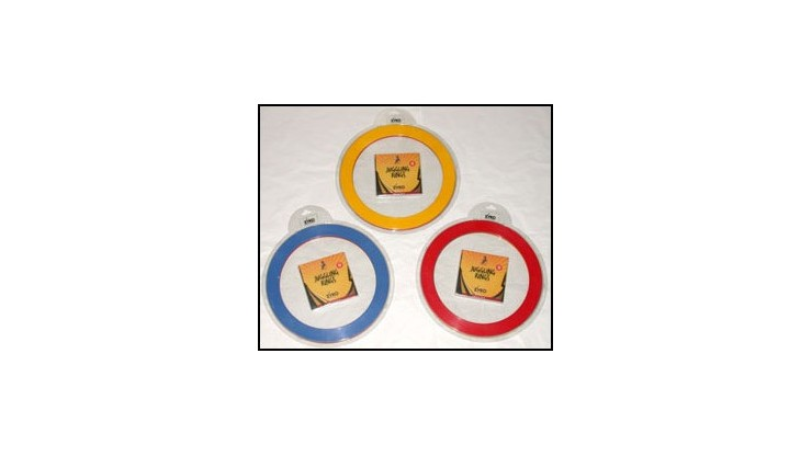Juggling Rings Set (3 Rings...
