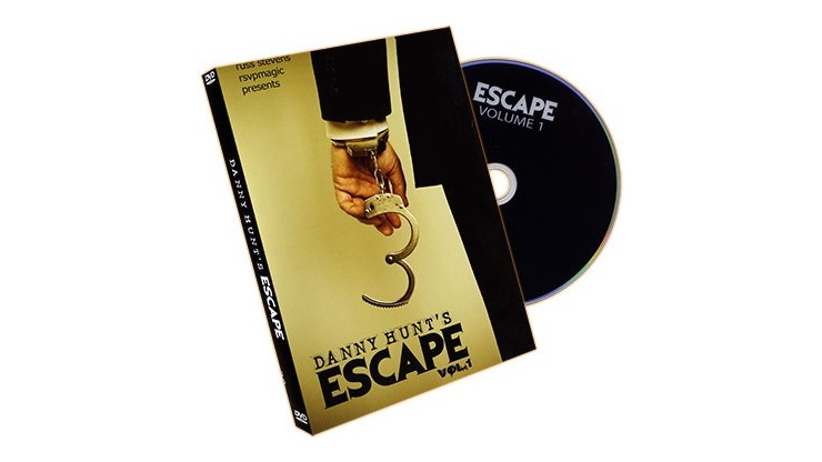 Escape Vol. 1 by Danny Hunt...