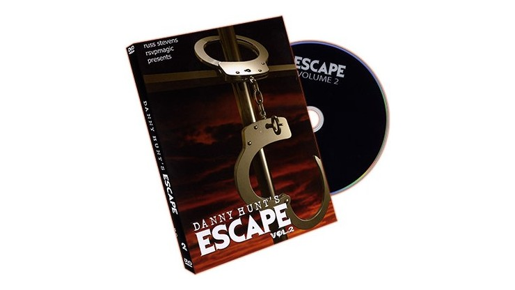 Escape Vol. 2 by Danny Hunt...