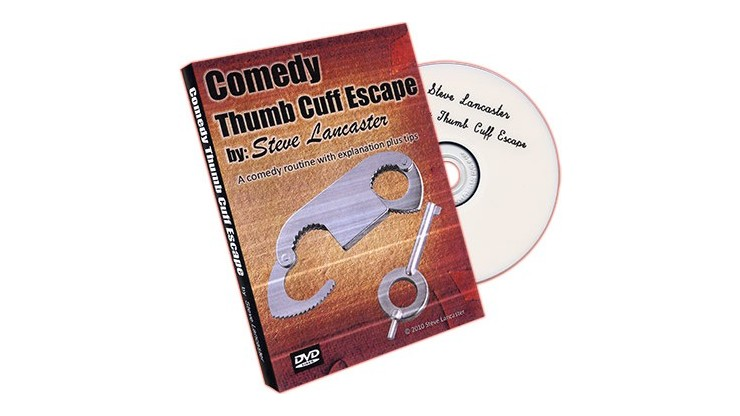 Comedy Thumb Cuff Escape by...