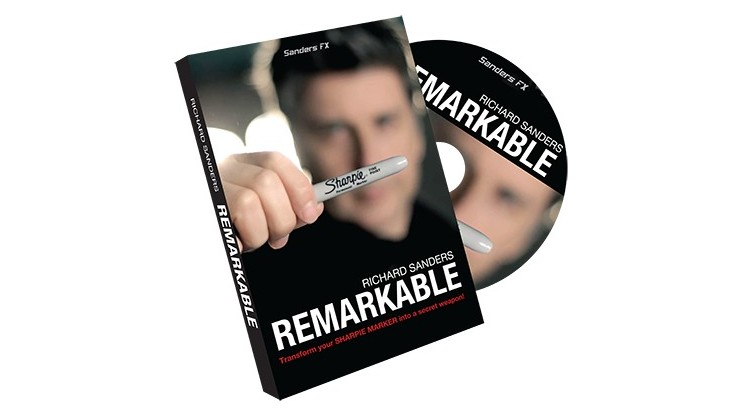 Remarkable (DVD and...