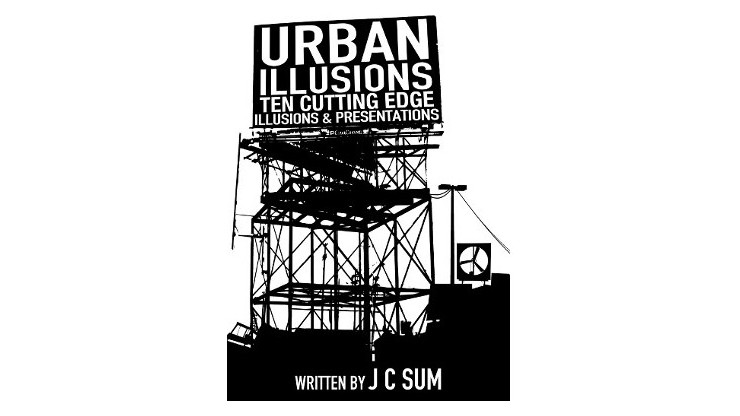 Urban Illusions by JC Sum -...