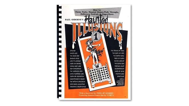 Haunted Illusions by Paul...