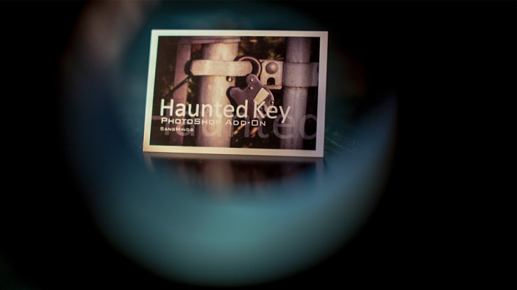 Photoshop Haunted Key (ADD...