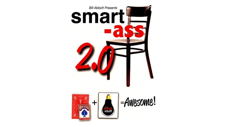 Smart Ass 2.0 (Red with...