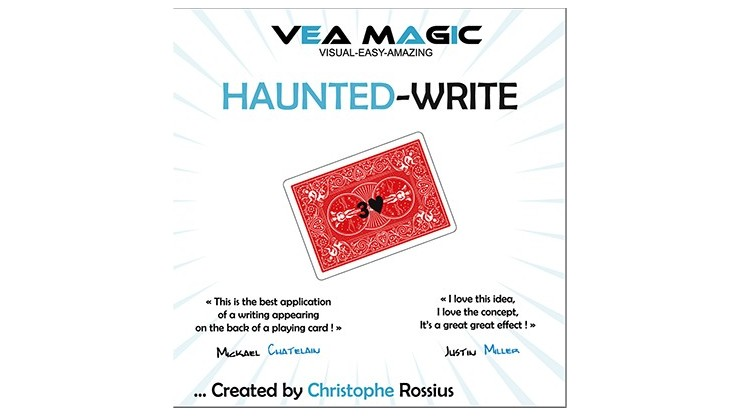 Haunted Write (English /...