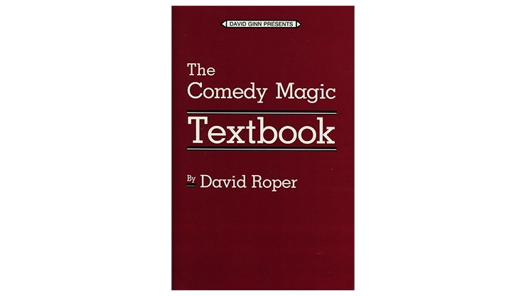 COMEDY MAGIC TEXTBOOK HB by...