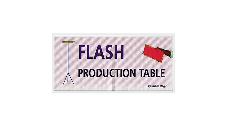 Flash Production Table by...