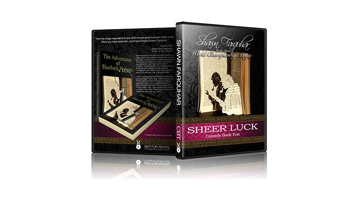 Sheer Luck - The Comedy...