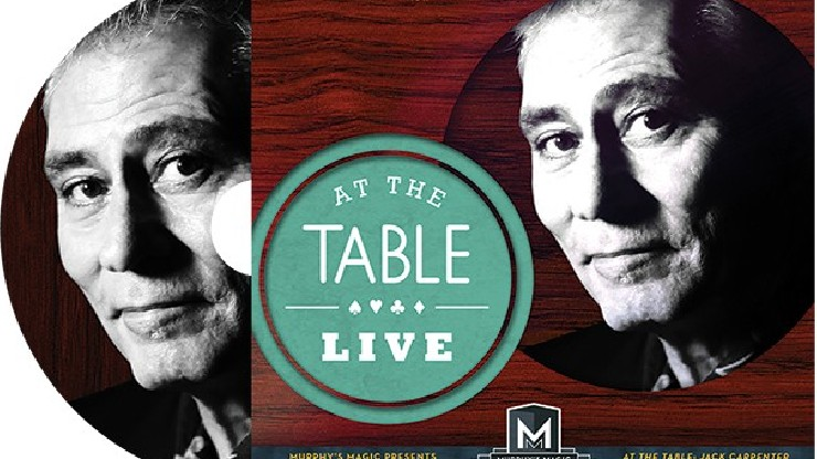 At the Table Live Lecture...