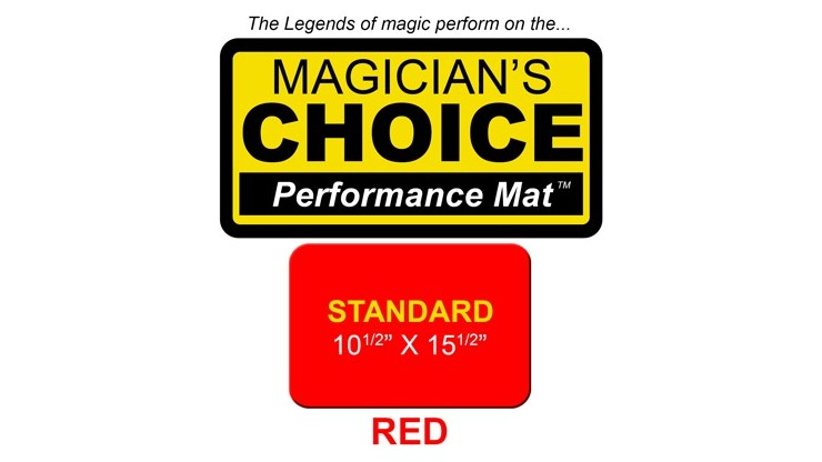 Standard Close-Up Mat (RED...