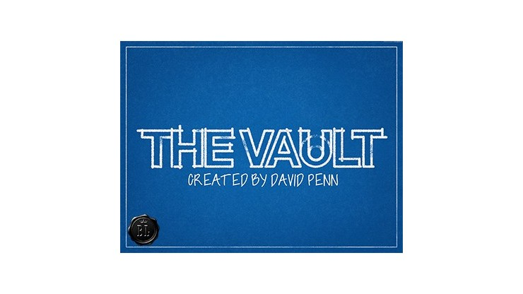 The Vault (DVD and Gimmick)...