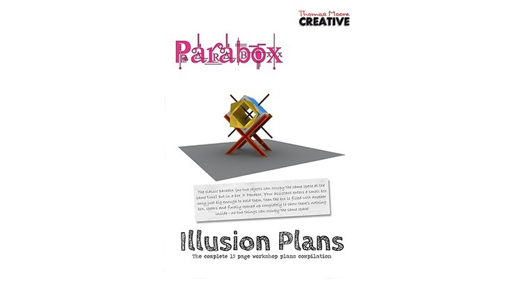 Paradox Master Plans by...