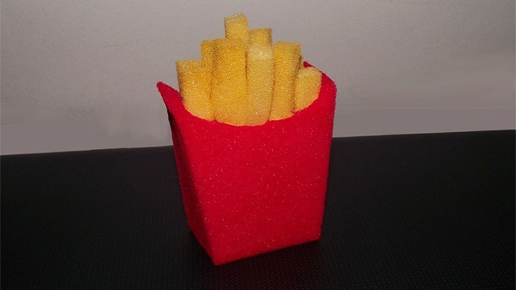 Sponge French Fries by...