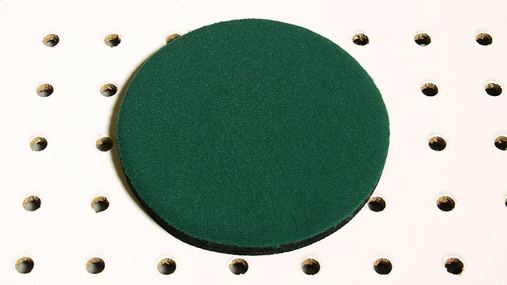 Round Mini Mat (Green) by...