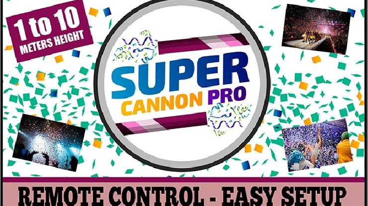 Super Cannon Pro by...