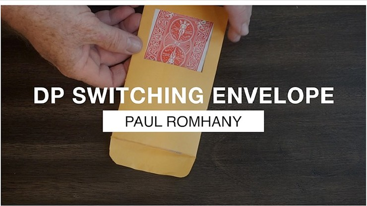 DP SWITCHING ENVELOPE by...