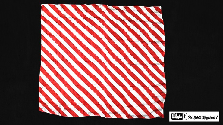 Production Hanky Zebra Red...