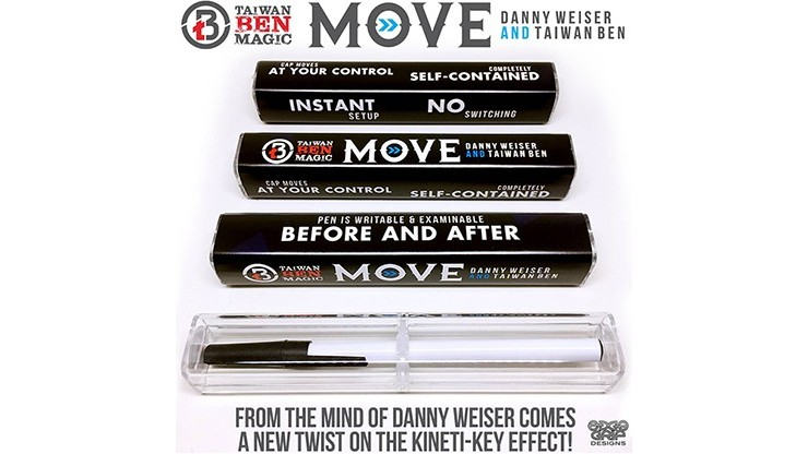 MOVE by Danny Weiser and...