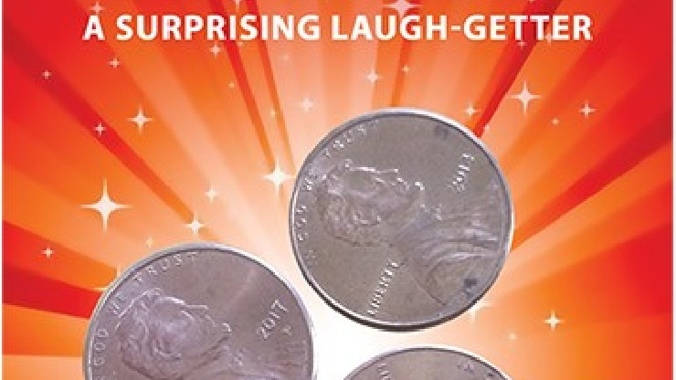 Comedy Coin by Devin Knight...