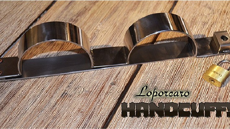 Loporcaro Handcuffs by...