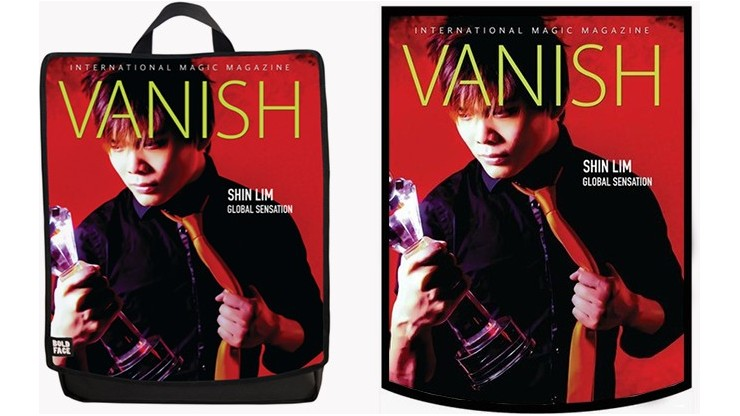 VANISH Backpack (Shin Lim)...
