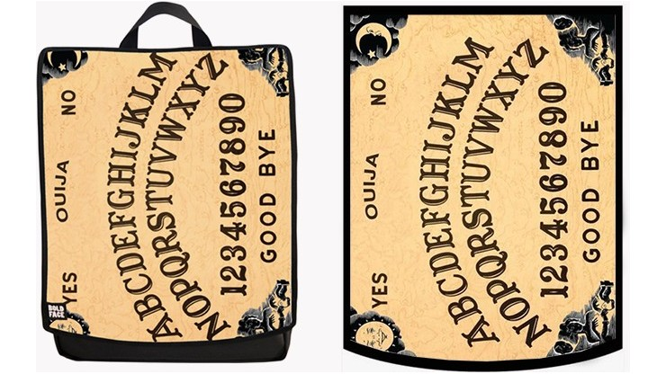OUIJA Backpack by Paul...