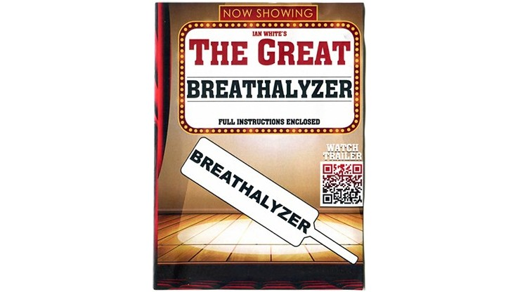The Great Breathalyzer...