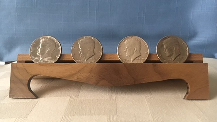 Coin Stand by Tony...