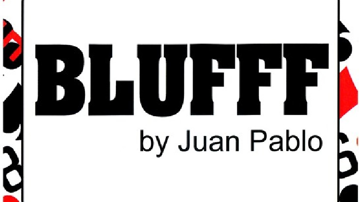 BLUFFF (Chinese Letters to...