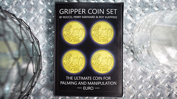 Gripper Coin (Set/Euro) by...