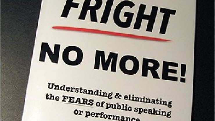 STAGE FRIGHT - NO MORE! by...