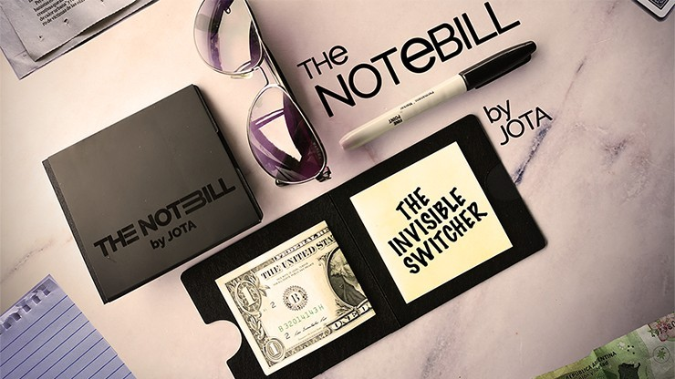 The NOTEBILL (Gimmick and...
