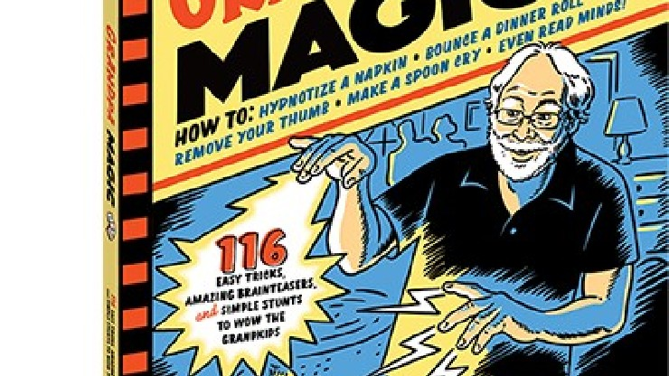 Grandpa Magic by Workman...