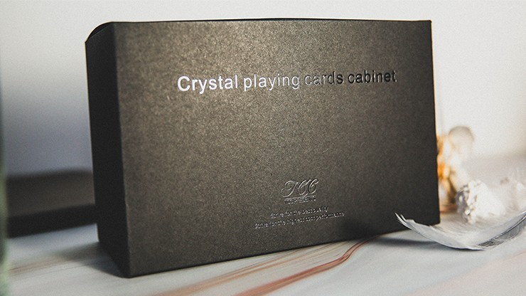 Crystal Playing Cards...