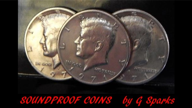 Soundproof Coins by G...