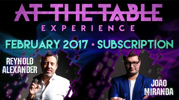 At The Table February 2017...