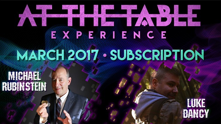 At The Table March 2017...